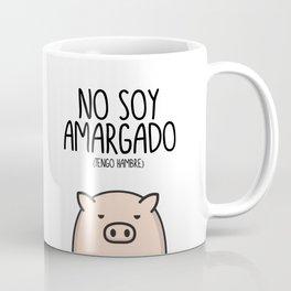 No soy amargado Coffee Mug