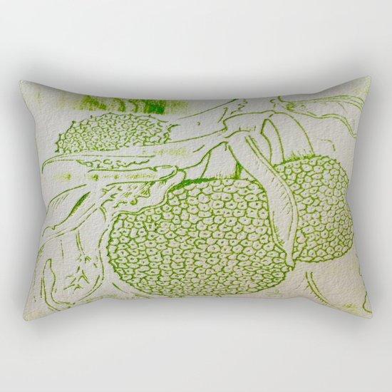 Breadfruit Rectangular Pillow
