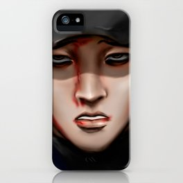 Sangwoo iPhone Case