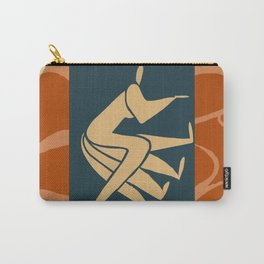 Woman legs Carry-All Pouch