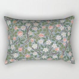 "William Morris ""Clover"" Rectangular Pillow"