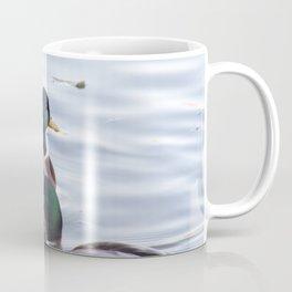 A Mallard Couple Coffee Mug