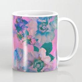 Le Fluer Fushia Coffee Mug