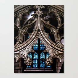 Trinity Church Chapel Canvas Print