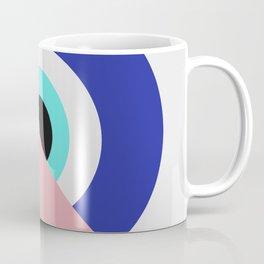 Devil eye pink hide Coffee Mug