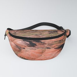 Beautiful Landscape of Painted Desert in Arizona Fanny Pack