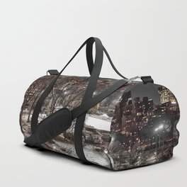 Central Park New York City IX Duffle Bag