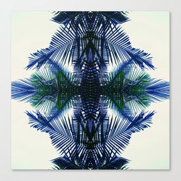 Pattern Fern Canvas Print