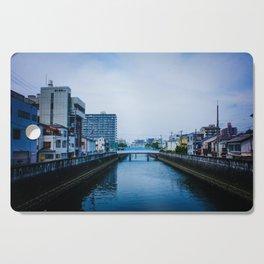 Osaka Waterfront Cutting Board