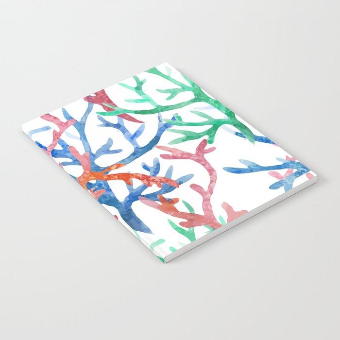 Sea Life Pattern 03 Notebook