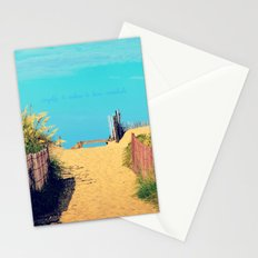 Simplify Stationery Cards