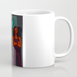 Betrayal Coffee Mug