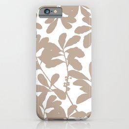 Le Matisse 5 iPhone Case