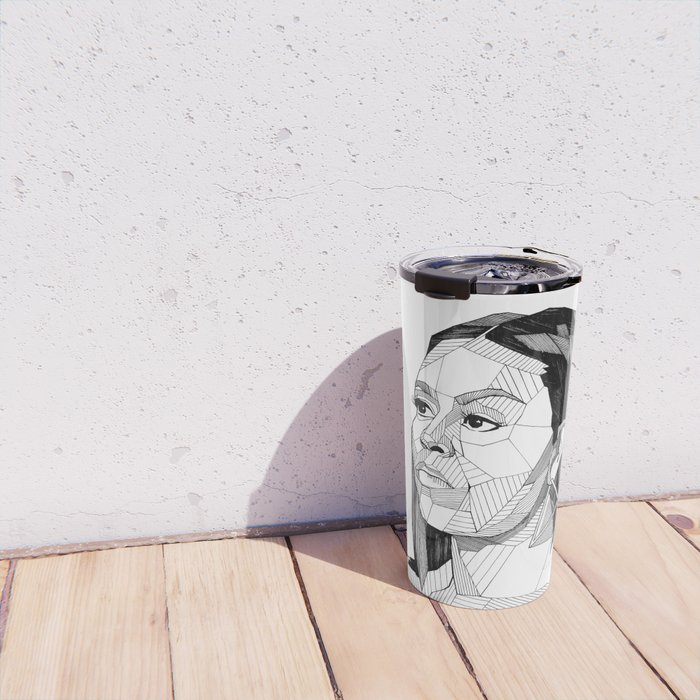 Michelle Obama Travel Mug