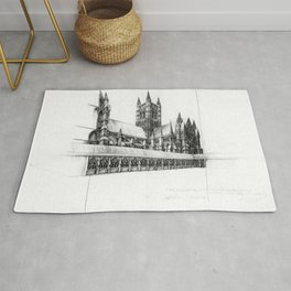 Lincoln Cathedral Rug