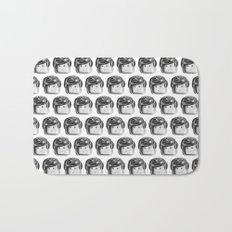Minifigure Pattern Bath Mat