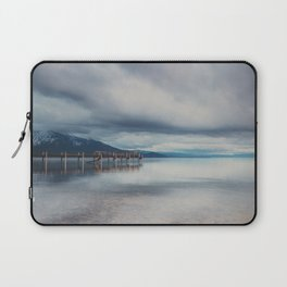 reflections in the water ...  Laptop Sleeve
