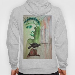 Blood Stained America Hoody