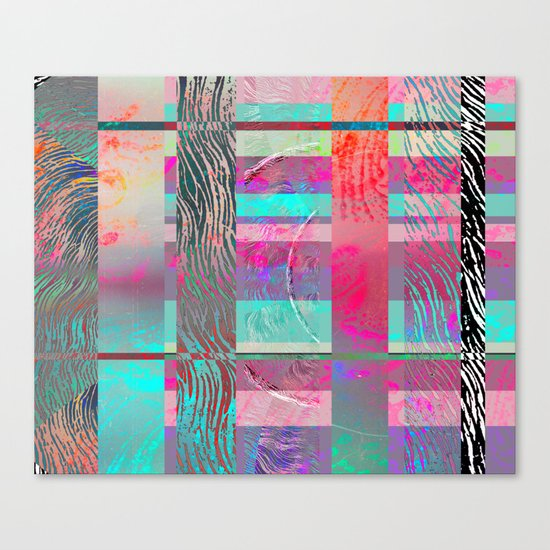 Graph collection 2 Canvas Print