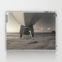 Morning Sea Pier Laptop & iPad Skin