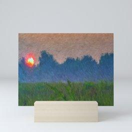Morning Meadow Mini Art Print