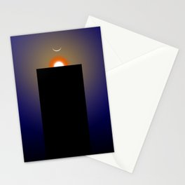 The Monolith Stationery Cards