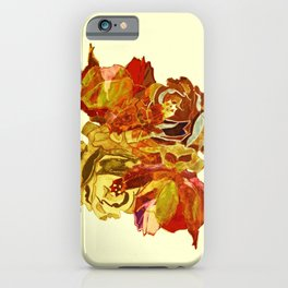 roses meli melo iPhone Case