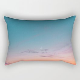 Crescent Rectangular Pillow