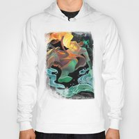 avatar Hoodies featuring Avatar by Andrea Montano