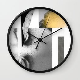 Composition 789 Wall Clock