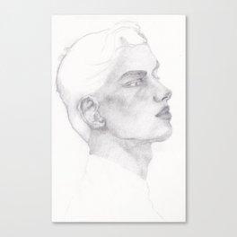 Man. Canvas Print
