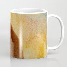 Foxy Lady Coffee Mug