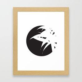 Island Girl [Nite] Framed Art Print