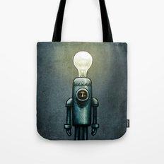 Mr. Bulb Tote Bag