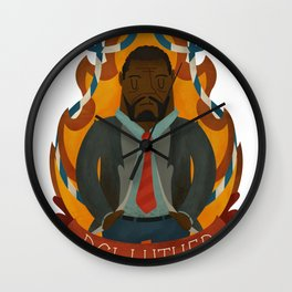DCI Luther Wall Clock