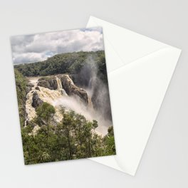 Barron Falls in Queensland Stationery Cards