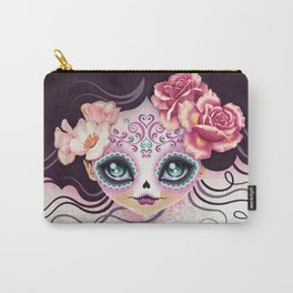 Camila Huesitos - Sugar Skull Carry-All Pouch