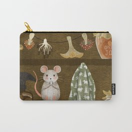 pantry shelf Carry-All Pouch