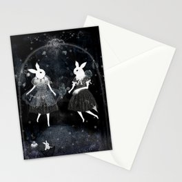 weird sisters Stationery Cards