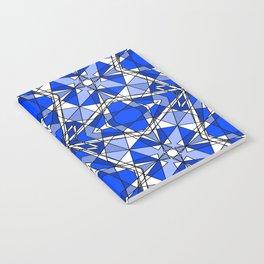 Blue Sapphire Notebook