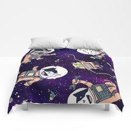 CatStronauts Comforters