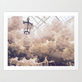 Sky Art Print