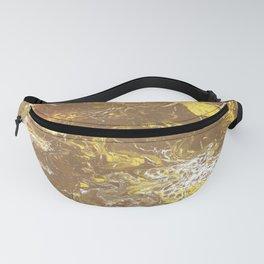 Yellow Honey Fanny Pack