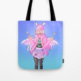 Hirajuku Iris Tote Bag