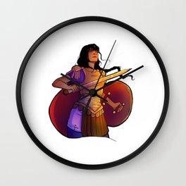 The Roman Queen Wall Clock