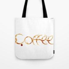Coffe colors fashion Jacob's Paris Tote Bag