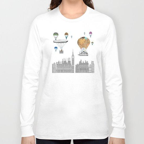 adventure days london  Long Sleeve T-shirt