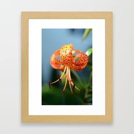 Tempt Framed Art Print