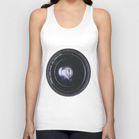 good vibes Tank Tops featuring good vibes by Christelle Walker