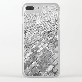 Moody Clear iPhone Case